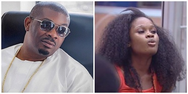 BBNaija: See Don Jazzy's and Dj Neptune's Funny Reaction To Cee-C Claiming to be a Virgin
