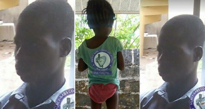 18 Year Old Boy Defiles 3 Year Old Girl In His Room In Ekiti State.
