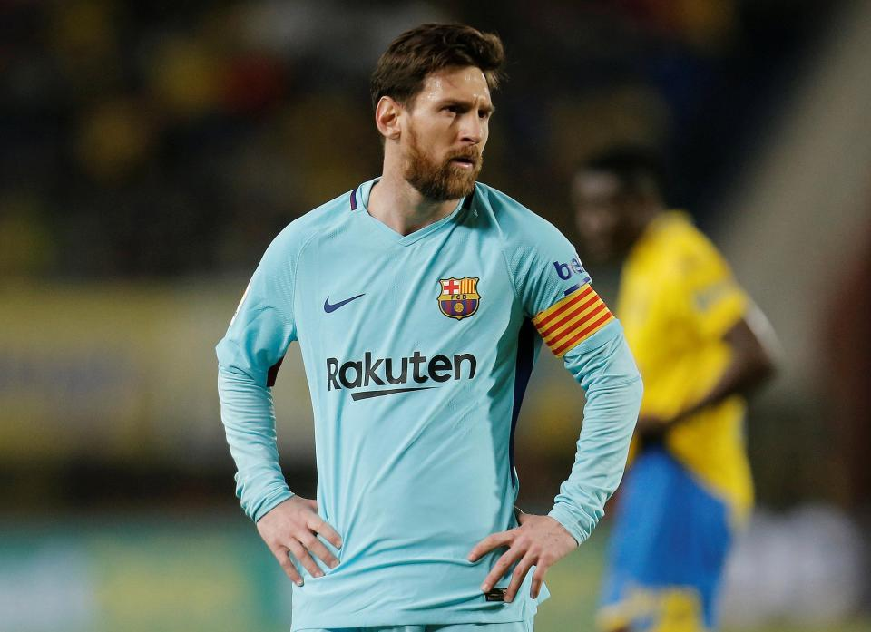 Barcelona's Airport Unable To Expand Because Planes Can't Fly Over Lionel Messi's House (Photo)