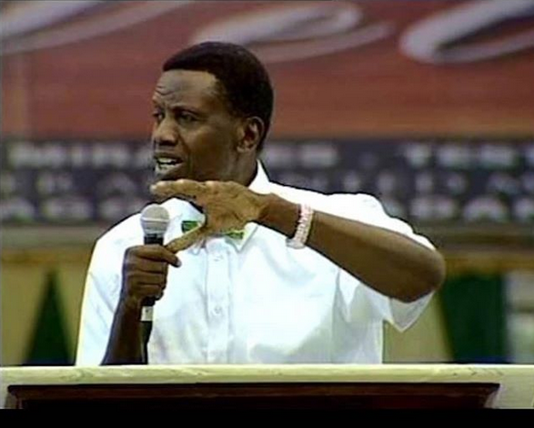 Any pastor who anoints a woman's Breasts is not a man of God – Adeboye