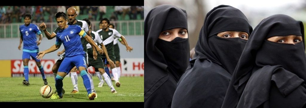 Indian Muslim cleric bans women from watching football