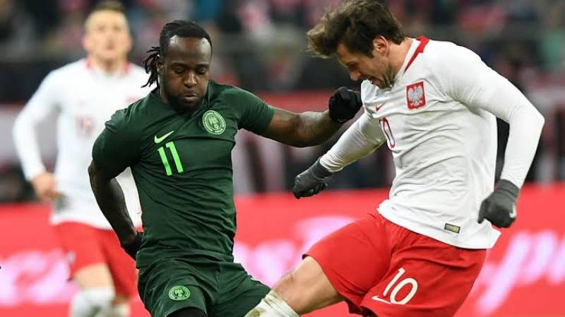 We Showed More Character After Scoring Vs Poland- Victor Moses