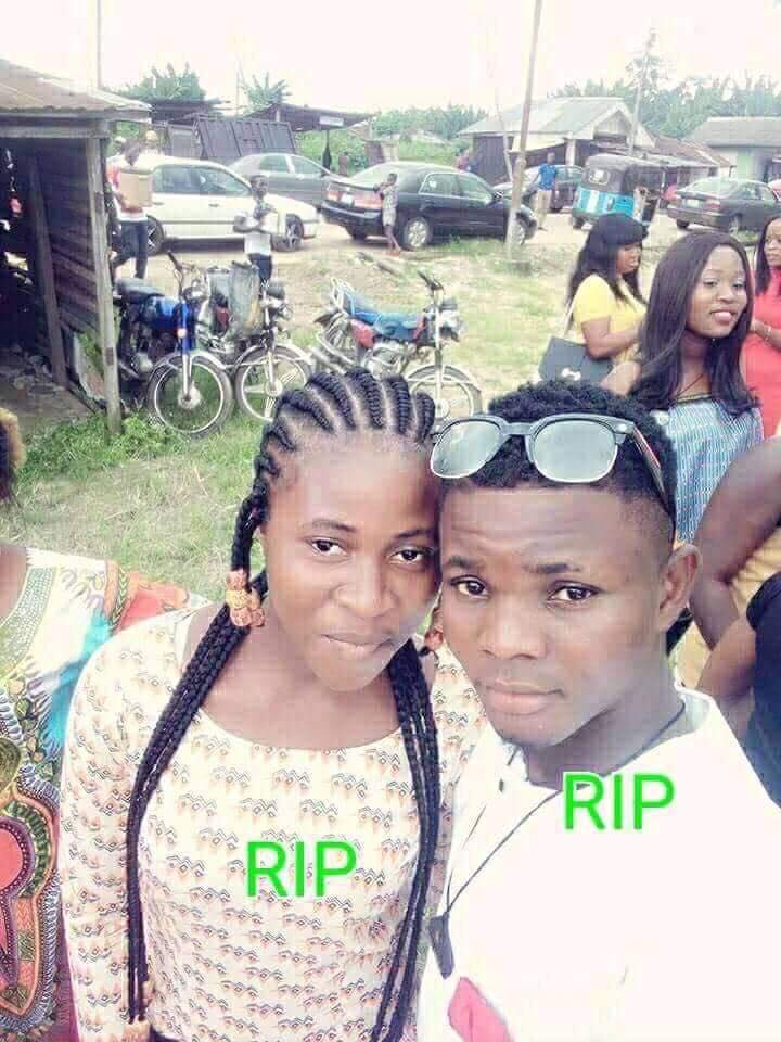 Boyfriend And Girlfriend Die While Sleeping In Their Friend's House In Delta (Photo)
