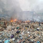 Fire razes Ojota market, destroys over 50 stalls