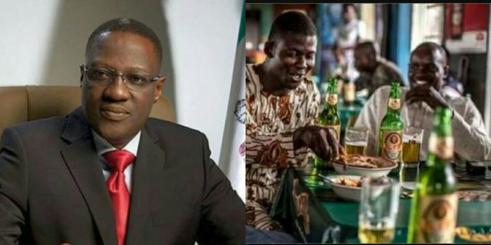 Kwara State Government Bans the Sale and Consumption of Alcohol