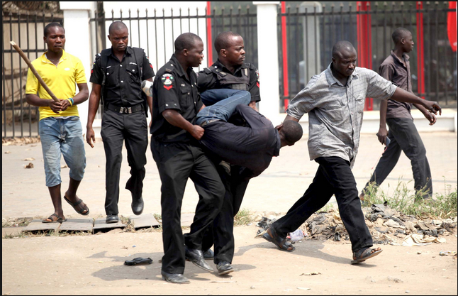 Man Caught While Defiling 2 Under Aged Sisters of Same Parents In Lagos