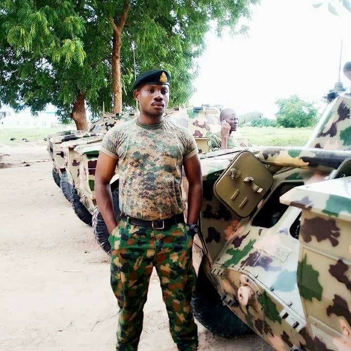 Soldier Who Survived Several Injuries At The Battlefield – Killed By Boko Haram (Photos)