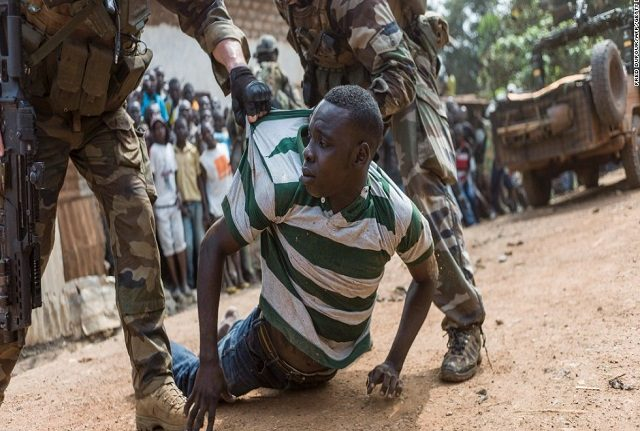 Soldiers Beat Man To Death