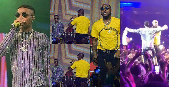 """""""I Just Called Him and We Made It Happen"""" – Wizkid On How He Got Davido To His December Concert"""