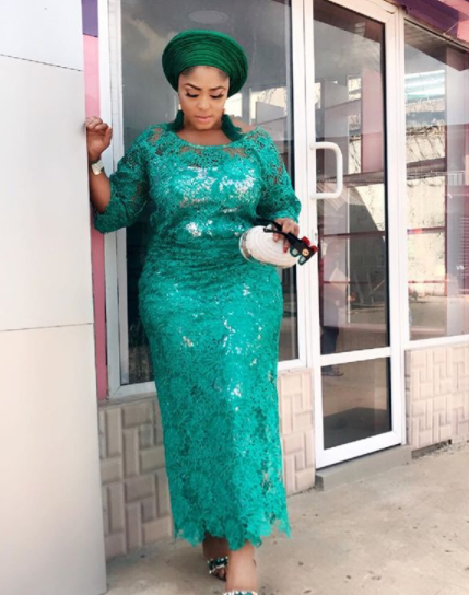Biodun Okeowo Called Out By Fan For Putting On Waist Trainer