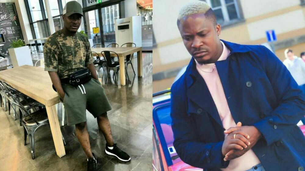 """""""You no get home training """" – Jaywon blast fan who accused him of bleaching"""
