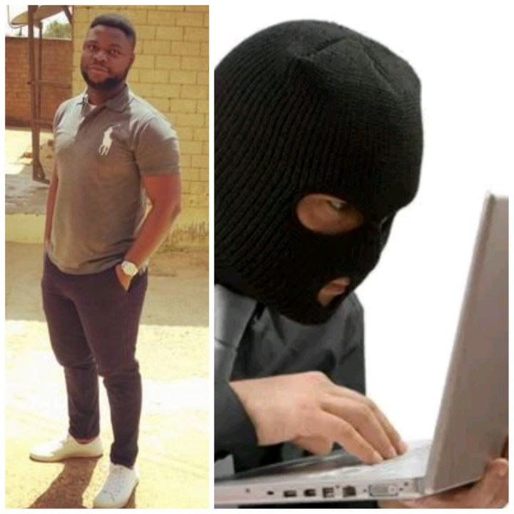 """Man Blames """"Home Training"""" For Stopping Him From Being An Internet Fraudster"""