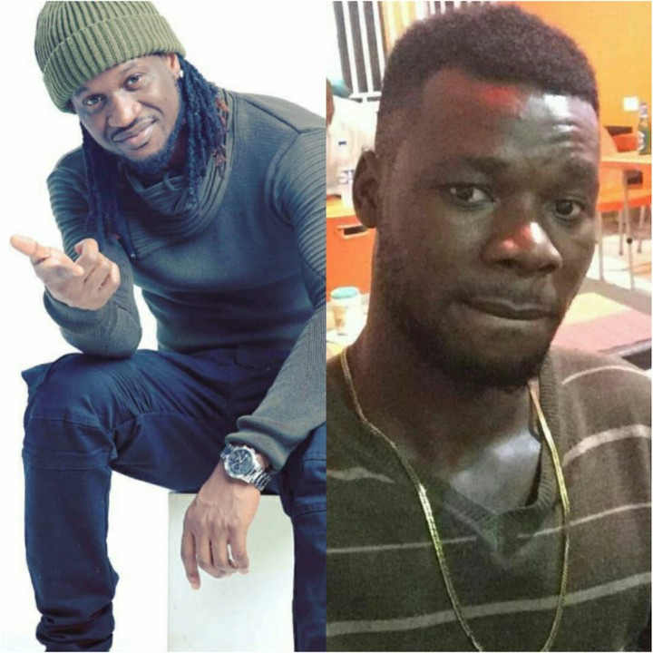 """I Don't Need Your Money"" Fan Tells Paul Of P-Square"