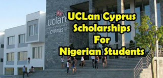 Scholarship 2018: UCLAN Cyprus For International Students And How To Apply