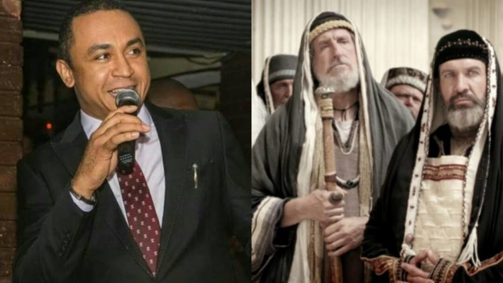 Daddy Freeze Slams Nigerian Pastors Again, Says Their Greed Has Turned Them To Pharisees