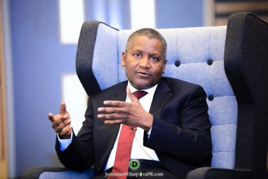A Broad View Into The Life Of Aliko Dangote As He Celebrates His Birthday Today