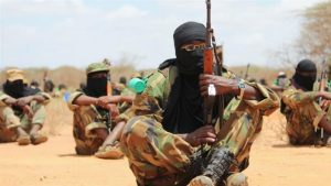 US military kills three al-Shabab militants in central Somalia
