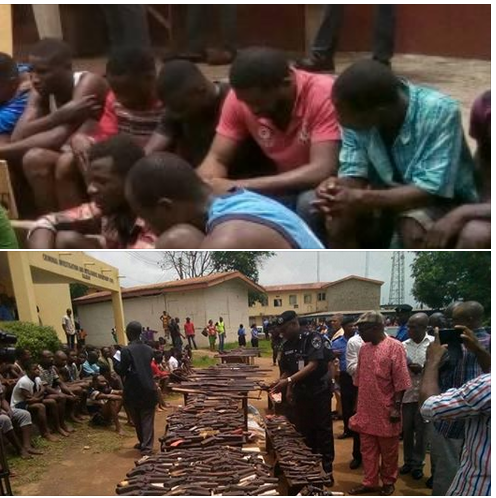 Pastor Arrested For Raping 12-Year-Old Housemaid In Cross River State (Photos)