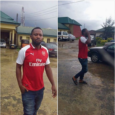 Man Arrested After Accusing Lawmaker Of Impregnating Lady In Akwa Ibom (Photos)