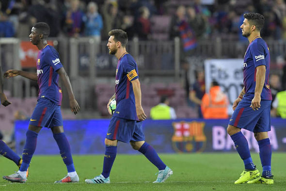 Messi Says Mourinho, Umtiti Caused Barcelona's Champions League Exit