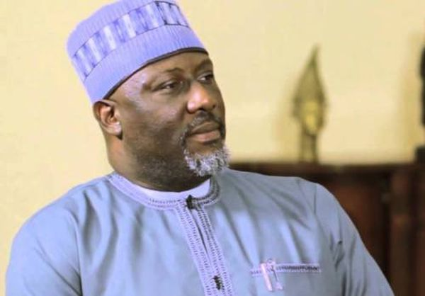 'You Can't Change Nigeria By Accusing & Fighting People'- Dino Melaye Blast APC