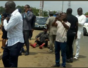 BREAKING NEWS: Dino Melaye foiled attempt by Kogi govt to kill him – Dino's Media aide
