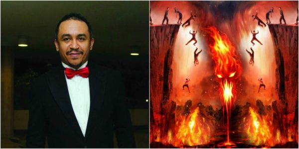 'Hellfire is very real' – Daddy Freeze Teaches In New Video