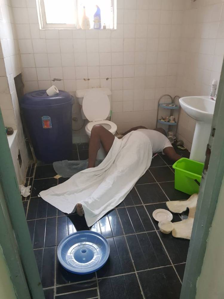 Former Imo Lawmaker Found Dead In His Abuja Residence (Graphic Photos)