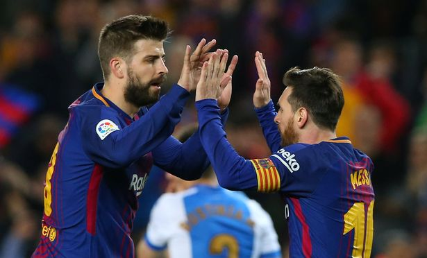 Pique Has Perfect Answer To Real Madrid Not Performing Guard Of Honor