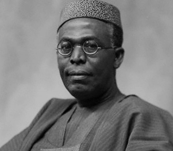 See Obafemi Awolowo's Mercedes Benz Used For His Presidential Campaigns (Photos)