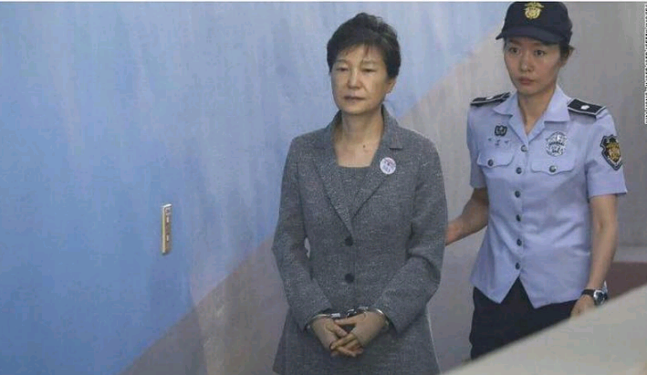 Ex-South Korean President jailed for 24 years over corruption