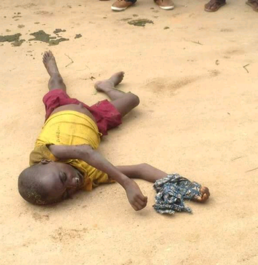 Boy Dies After Falling Into Gutter  In Akwa Ibom