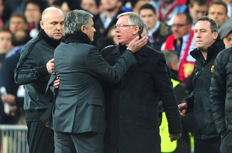 Revealed! The one Action of Mourinho that Alex Ferguson might not forgive