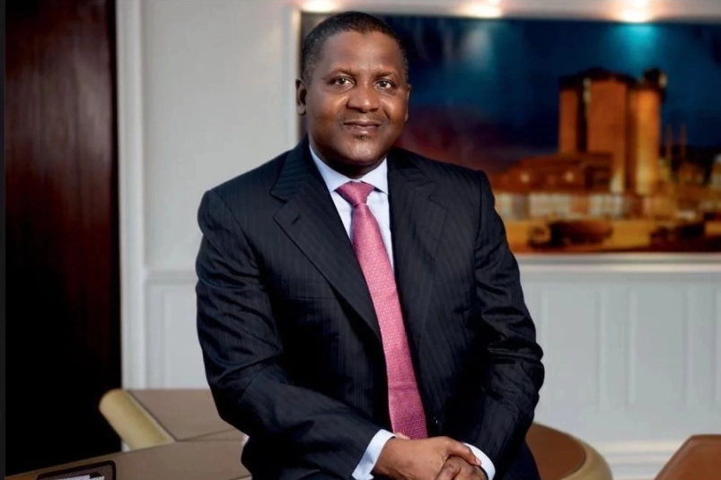 Aliko Dangote's Family: Wife, Children and Interesting Facts to Know (Photos)
