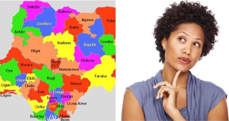 List of Local Government Areas in each state of Nigeria