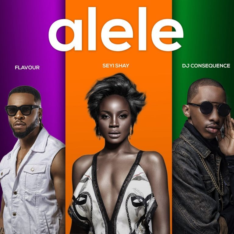 MUSIC: Seyi Shay & Flavour – Alele ft. DJ Consequence