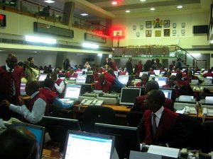 Nigerian stocks drop after Buhari declares re-election bid