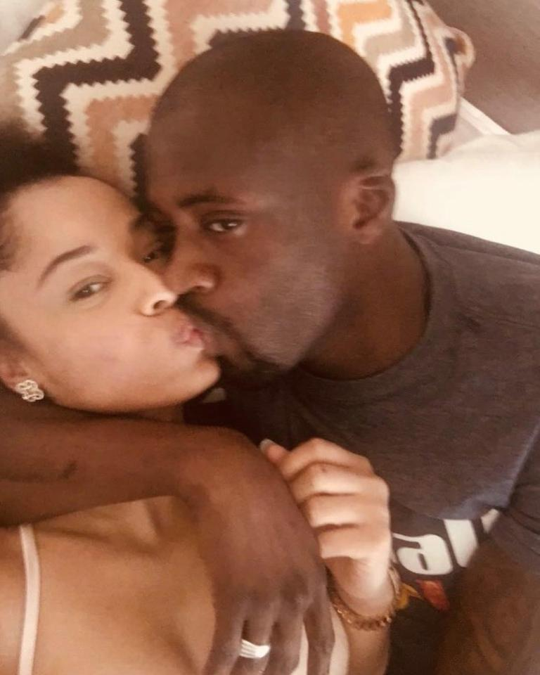 Married Manchester City Star, Yaya Touré Pictured With Another Lady In Bed (Photos)