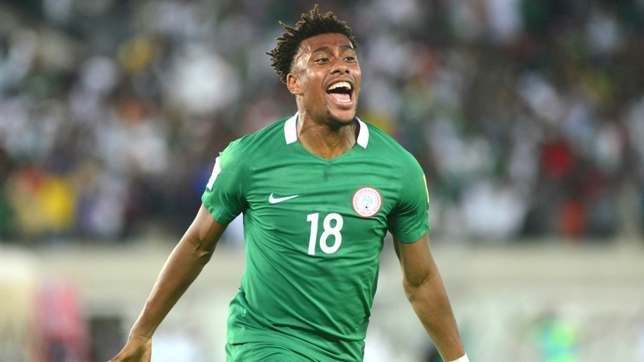 'I Can't Recite The Nigerian National Anthem' – Alex Iwobi Reveals
