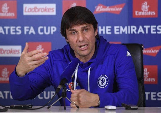'Frustrated' Conte Lambasts Chelsea Players Over 1-1 Draw Against West Ham