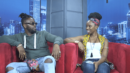 #BBNaija: Teddy A And Bambam Talk About What's Next For Their Relationship