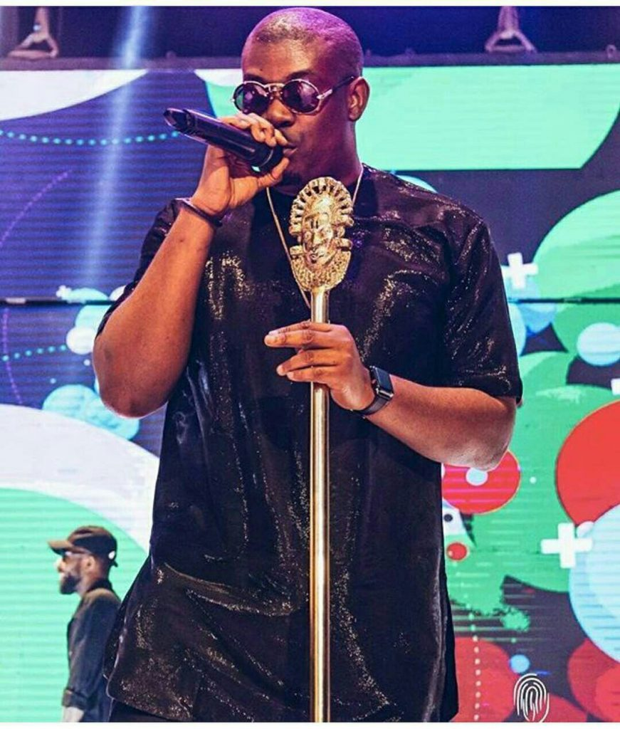 "Don Jazzy reveals he co-produced & laid Vocals on Ne-Yo's New Single ""Push Back"""