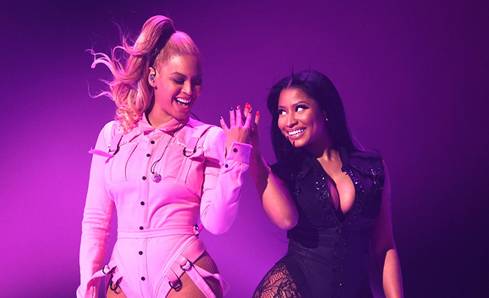 Beyonce Dethrones Nicki Minaj As Female With The Most Top 10 Hits