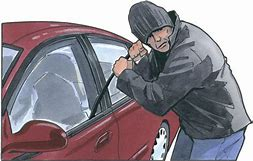 I'm borrowing your car, but I'll never damage it, thief assures owner