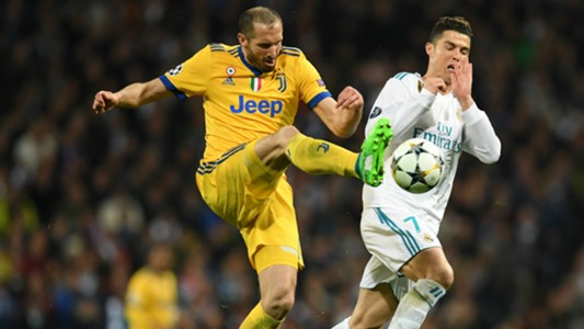 'Referees Always Support Real Madrid' – Chiellini