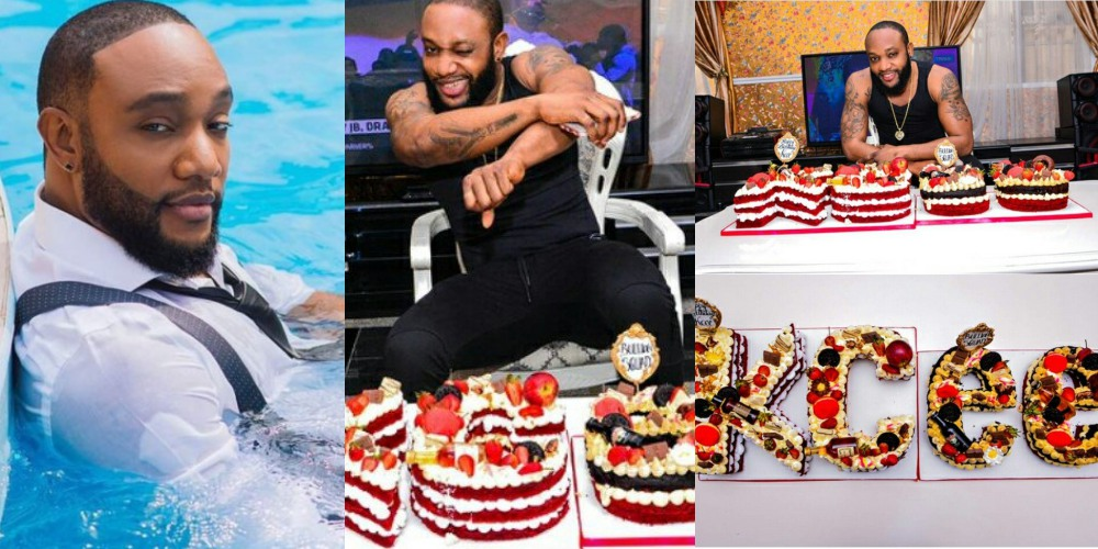 Kcee Shares Lovely Photos As He Celebrates His Birthday