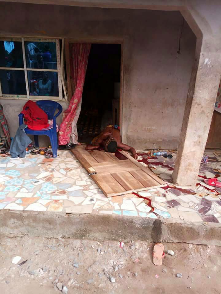 Armed Robbers Storm Woman's House, Shoot Her Dead In Abia (Graphic Photo)