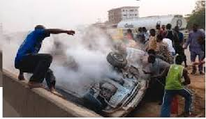 12 Die, Eight Injured In Ogun Auto Crash