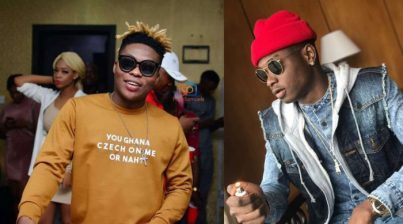 """Lil Kesh is Not my Friend"" – Reekado Banks"