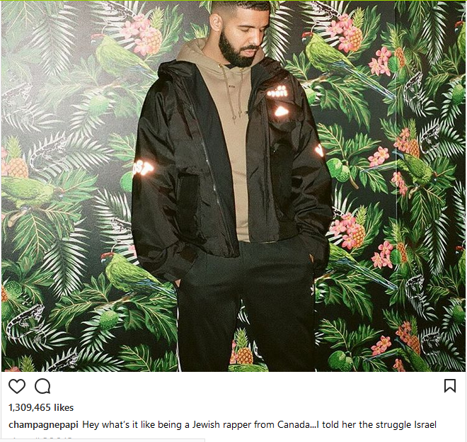 Drake Tells The Corniest Joke Of All Time & Still Gets 1 Million Likes